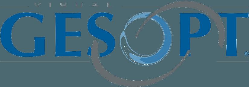 logo visual GESOPT Software para opticas