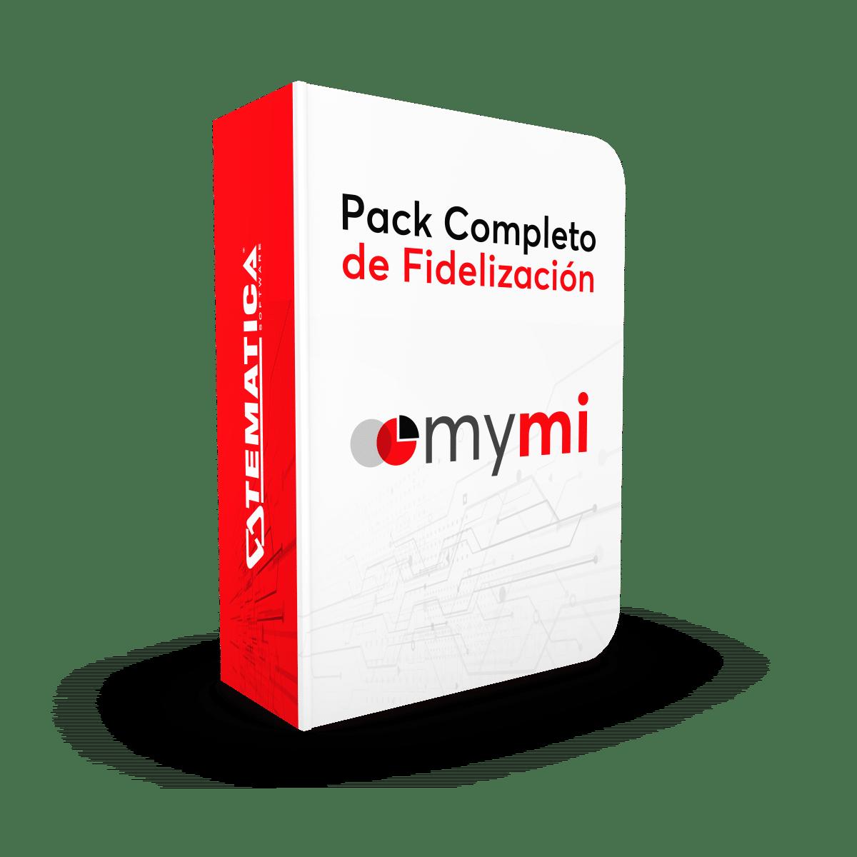 Pack Fidelización Mi My Marketing Inteligente