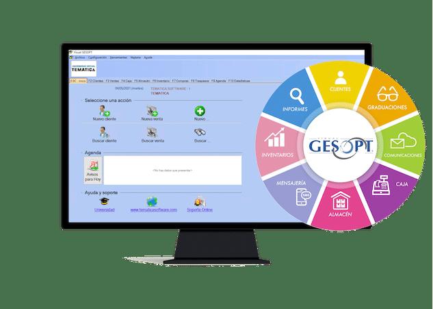 Software para ópticas Mockup-WPO