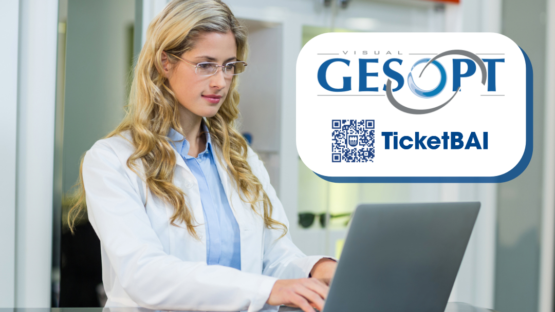 Visual GESOPT adaptado a TicketBAI