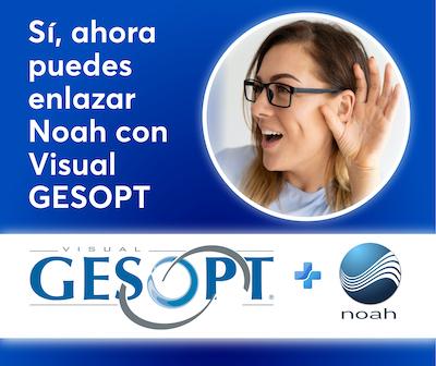 visual gesopt noah audiologia